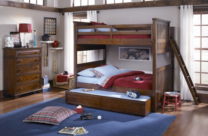 Dawsons Ridge Youth Bunk Bedroom Set