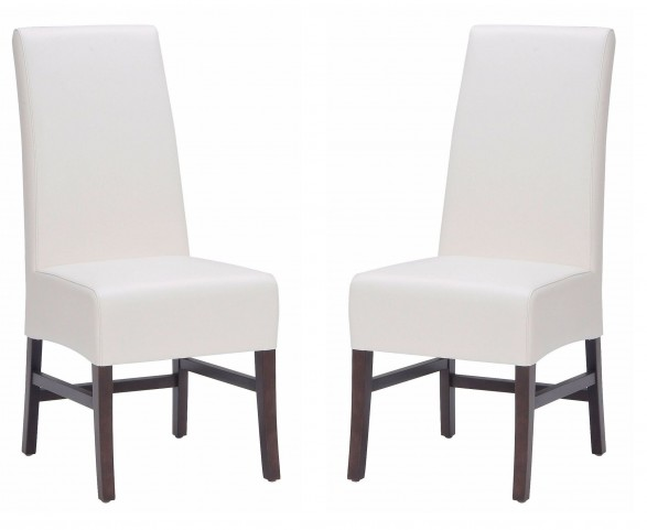 Habitat Ivory Dining Chair Set of 2