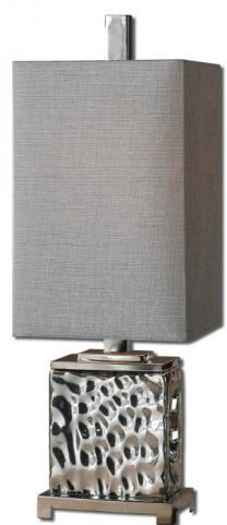 Bashan Nickel Lamp