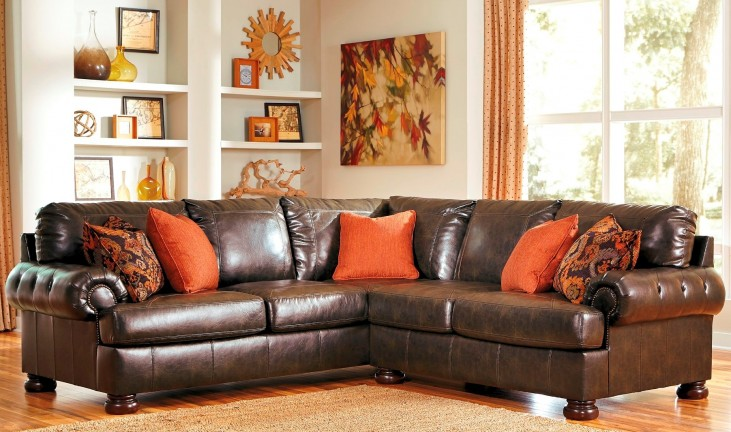 Nesbit DuraBlend Antique RAF Sectional