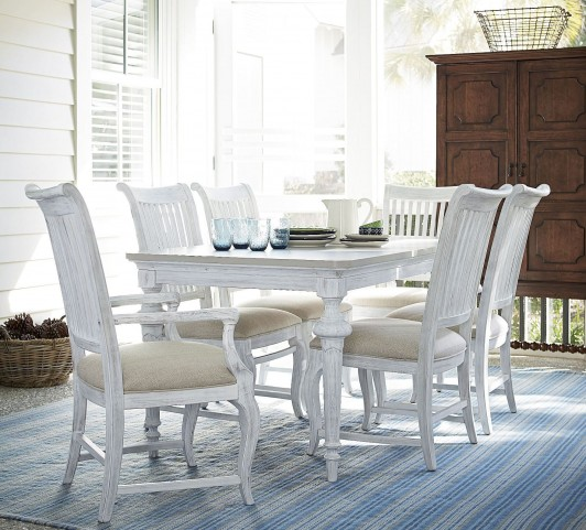 Dogwood Blossom Kitchen Extendable Dining Room Set