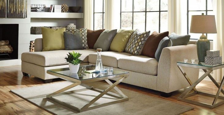 Casheral Linen LAF Sectional