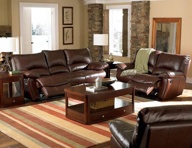 Clifford Reclining Living Room Set - 600281