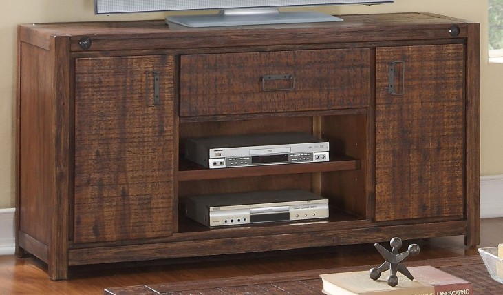 Fairway Royal Classics Distressed Walnut Console