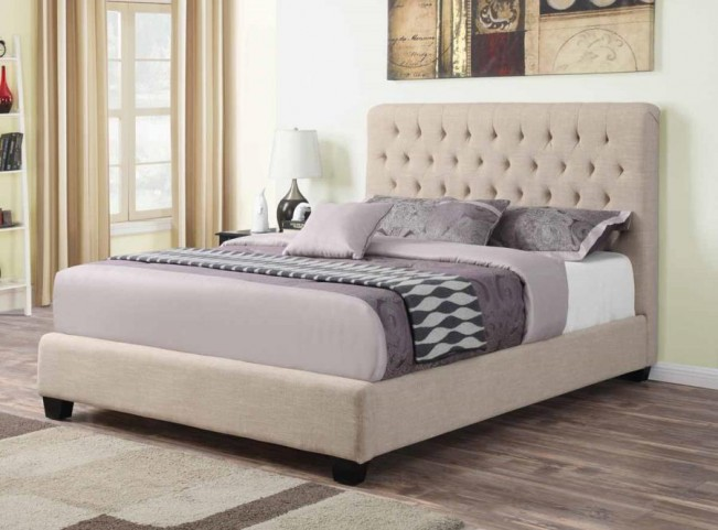 Chloe Full Platform Bed