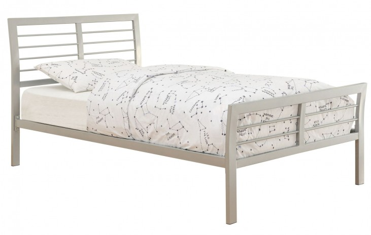 Mod Metal Twin Size Bed