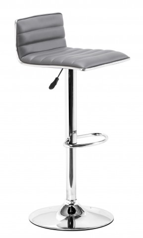 Equation Gray Barstool