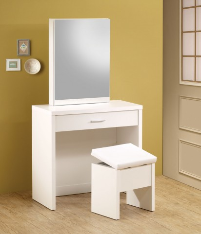 300290 White 2-Piece Vanity Set