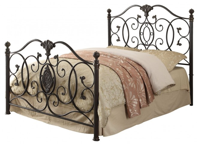 Gianna Full Size Metal Bed