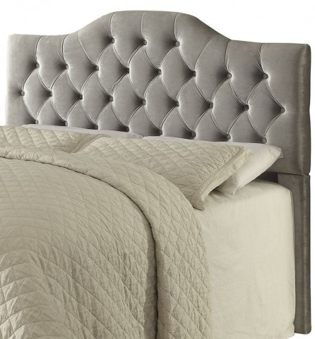 Andenne Gray King Headboard