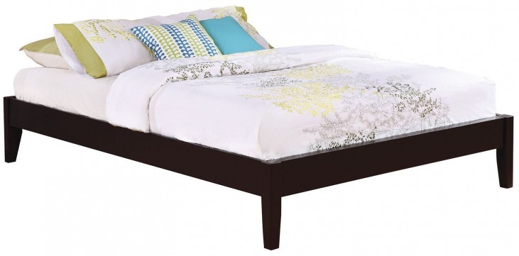 Hounslow Cappuccino Twin Universal Platform Bed