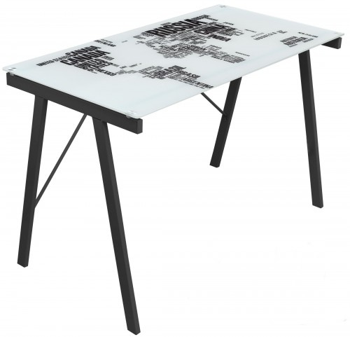 Graphic Top World Map Exponent Desk