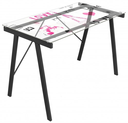 Graphic Top Love In Paris Exponent Desk
