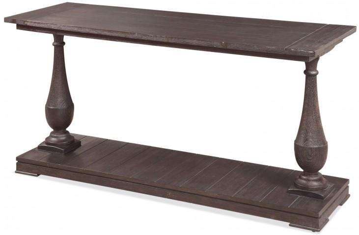 Hanover Coffee Bean Console Table
