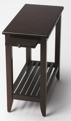 Butler Loft Irvine Plantation Cherry Chairside Table