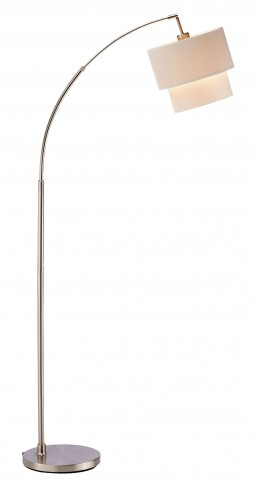 Gala Natural Arc Lamp