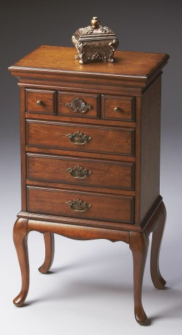 Plantation Cherry Jewelry Chest
