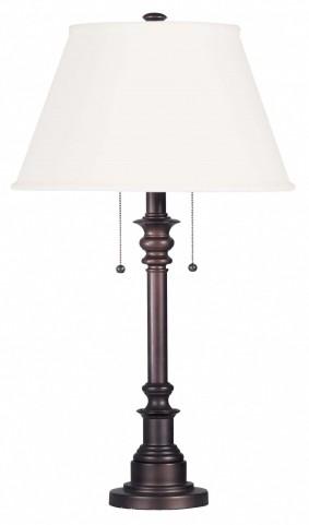Spyglass Bronze Table Lamp