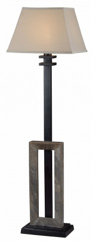Egress Outdoor Floor Lamp