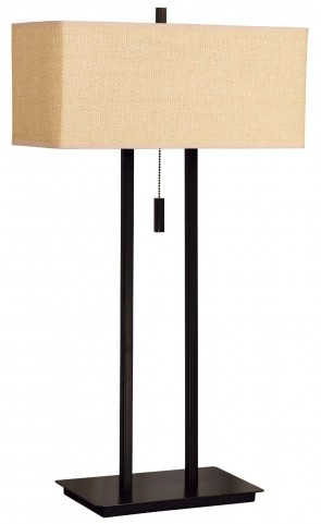Emilio Bronze Table Lamp