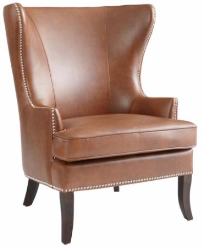 Royalton Cognac Armchair