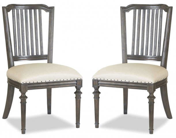 Berkeley3 Brownstone Cafe Chair Set of 2