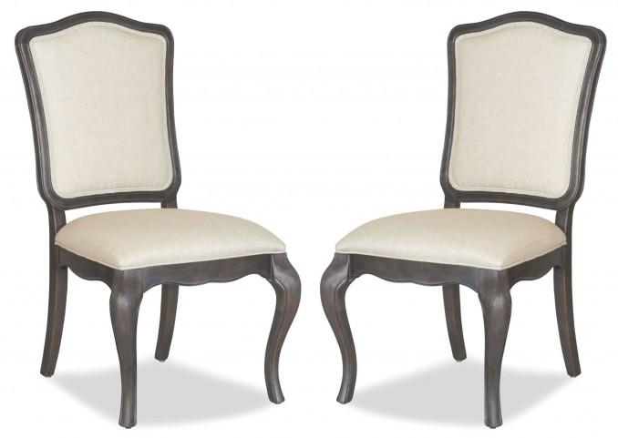 Berkeley3 Brownstone Paris Side Chair Set of 2