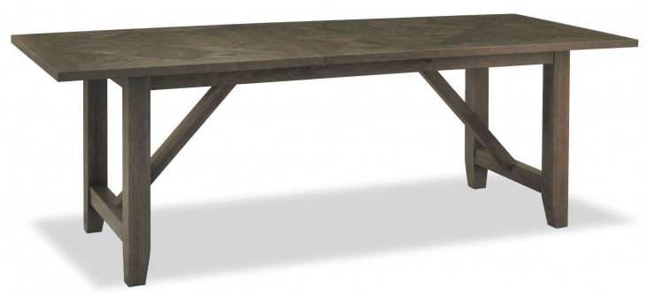 Berkeley3 Brownstone Chelsea Extendable Kitchen Table