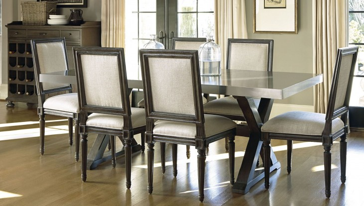 Great Rooms Brownstone Flatiron Dining Room Set