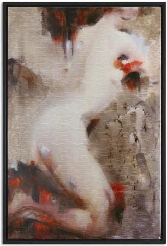 Angelic Handpainted Art