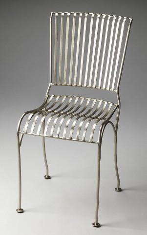 Bingham Industrial Chic Metalworks Side Chair