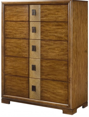 Grove Point Warm Khaki Drawer Chest