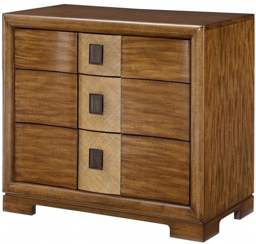 Grove Point Warm Khaki Drawer Nightstand