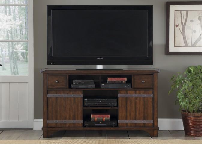 Aspen Skies TV Console