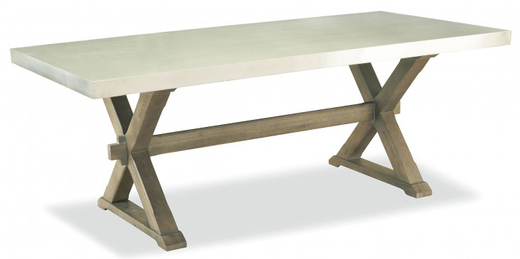 Berkeley3 Studio Flatiron Trestle Table