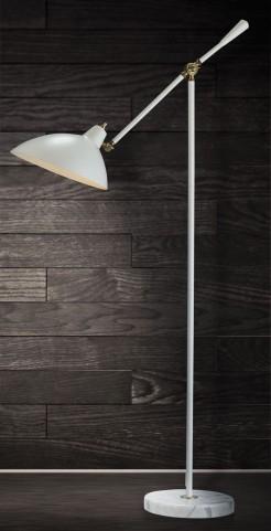 Peggy White Floor Lamp
