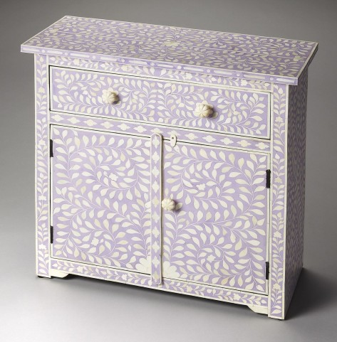 3203070 Vivienne Bone Inlay Heritage Console Chest