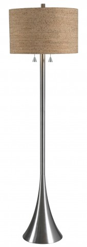 Bulletin Floor Lamp