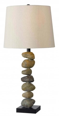 Rubble Table Lamp