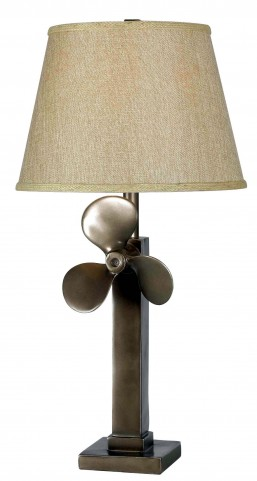 Prop Table Lamp