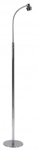 Stanton Chrome Floor Lamp