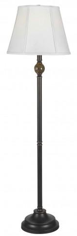 Burnsville Outdoor Floor Lamp