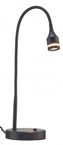 Prospect Black Led Desk Lamp