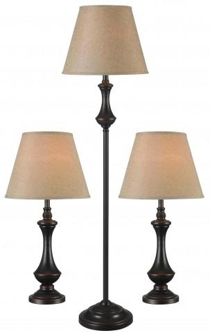 Genie Lamp Set of 3