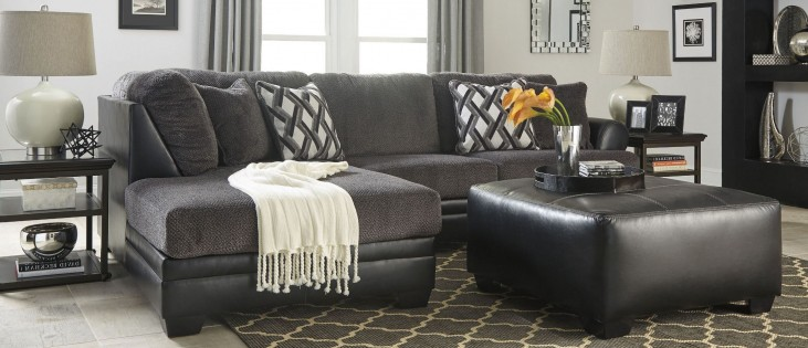 Kumasi Smoke LAF Sectional