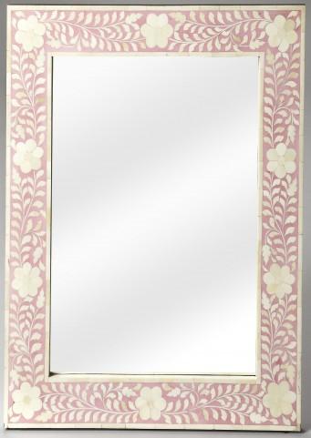 Vivienne Bone Inlay Heritage Wall Mirror