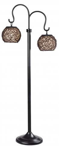 Castillo Outdoor Floor Lamp