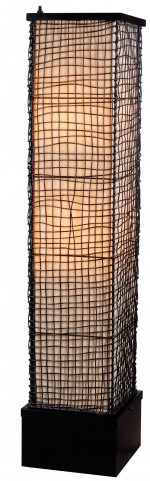 Trellis Outdoor Floor Lamp