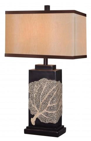 Sea Fan Table Lamp