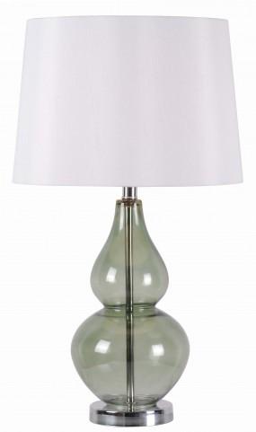 McCauley Spruce Glass Table Lamp